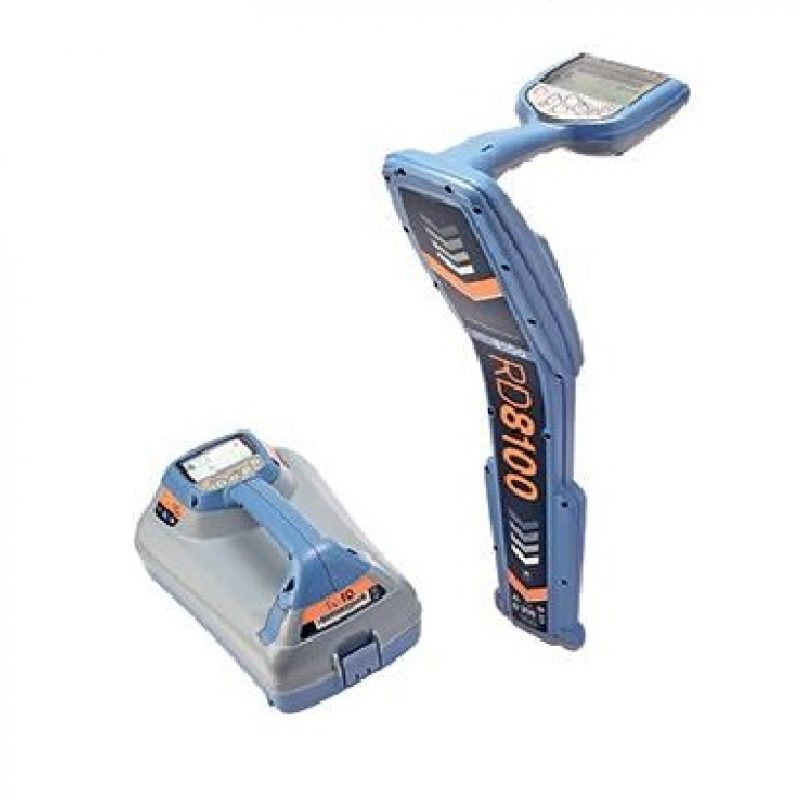 Radiodetection RD8100 Series Precision Cable Location Tool