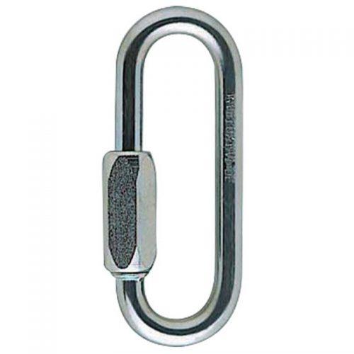 Petzl GO Oval steel quick link