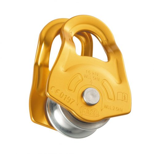 Petzl MOBILE Versatile ultra-compact pulley
