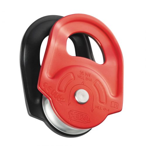 Petzl RESCUE High strength, high efficiency pulley