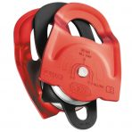 Petzl TWIN High strength, high efficiency double Prusik pulley
