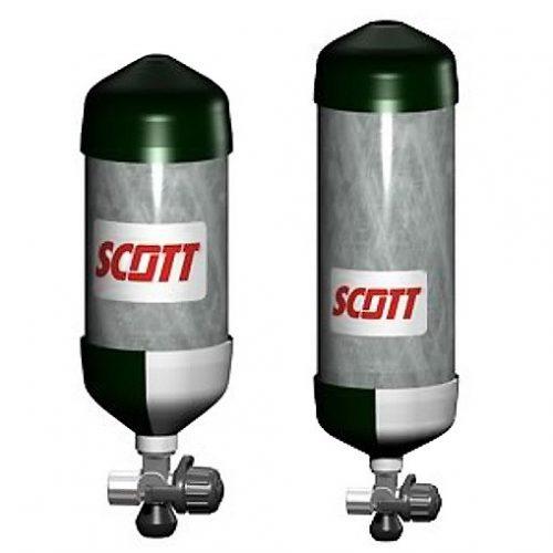Scott CYL-FWC-2460-RA 9.0 litre 300bar carbon fibre cylinder