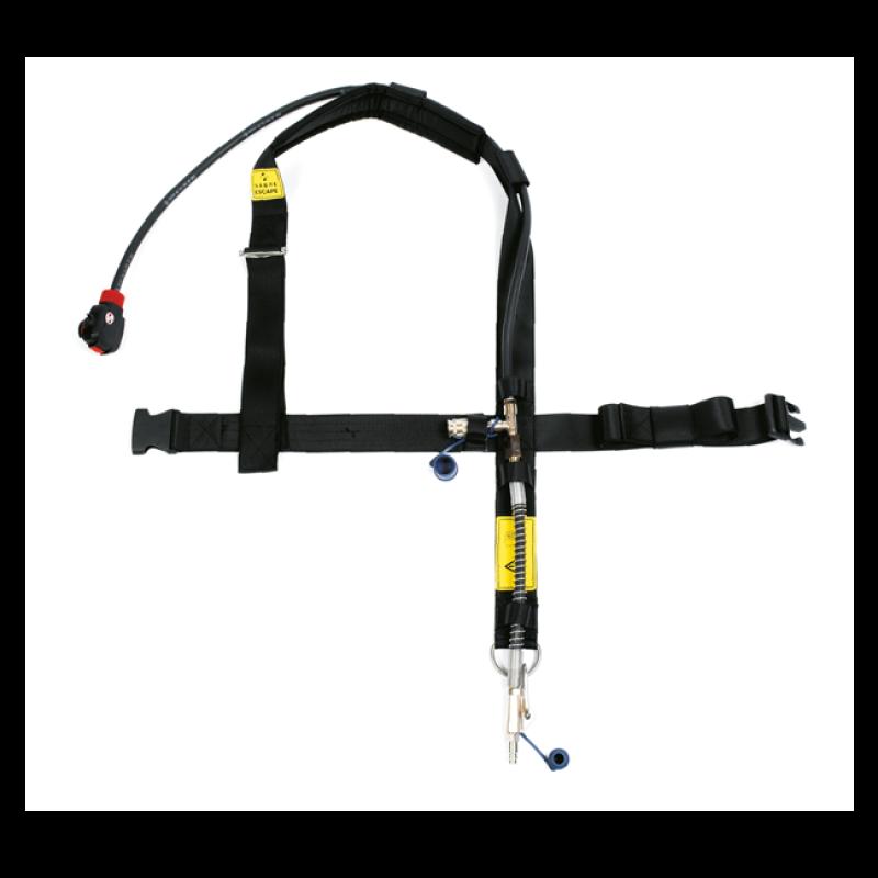 3M Scott RAS Positive Pressure Respiratory Airline Apparatus