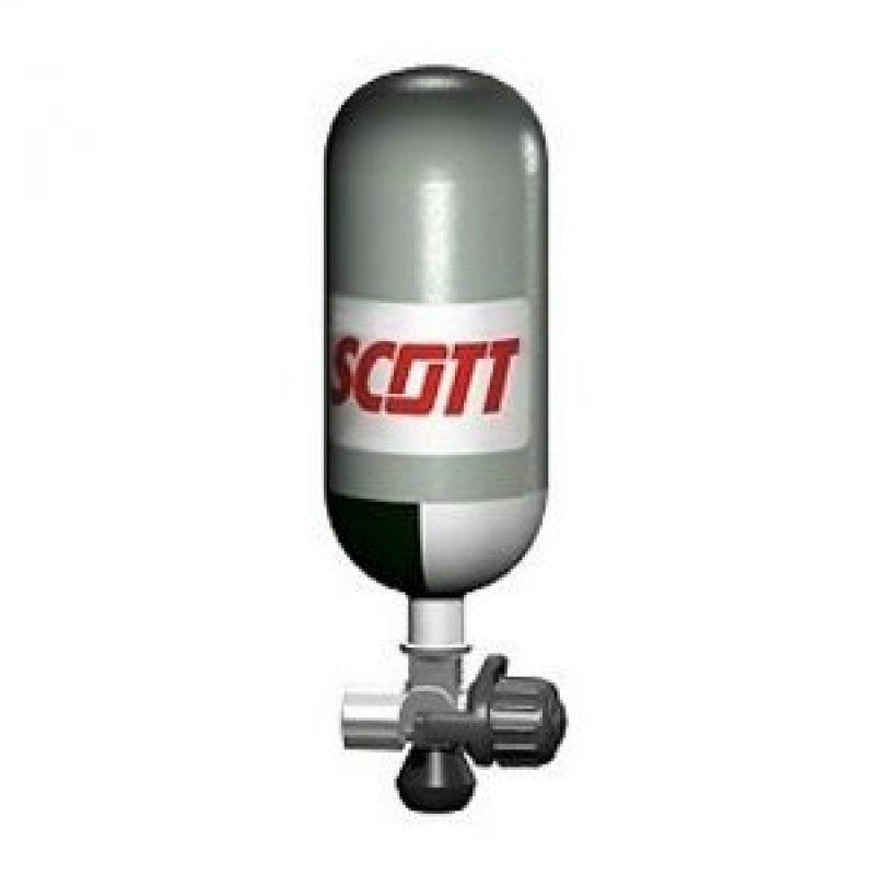 3M Scott CYL-600 3.0 litre 200bar steel cylinder