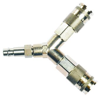 3M Scott Y-piece CEN coupling