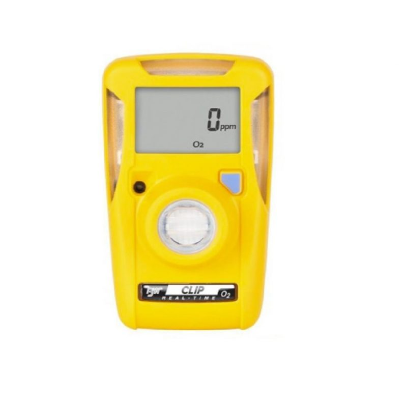 Honeywell BW Clip O2 Single Gas Detector 2yr Oxygen