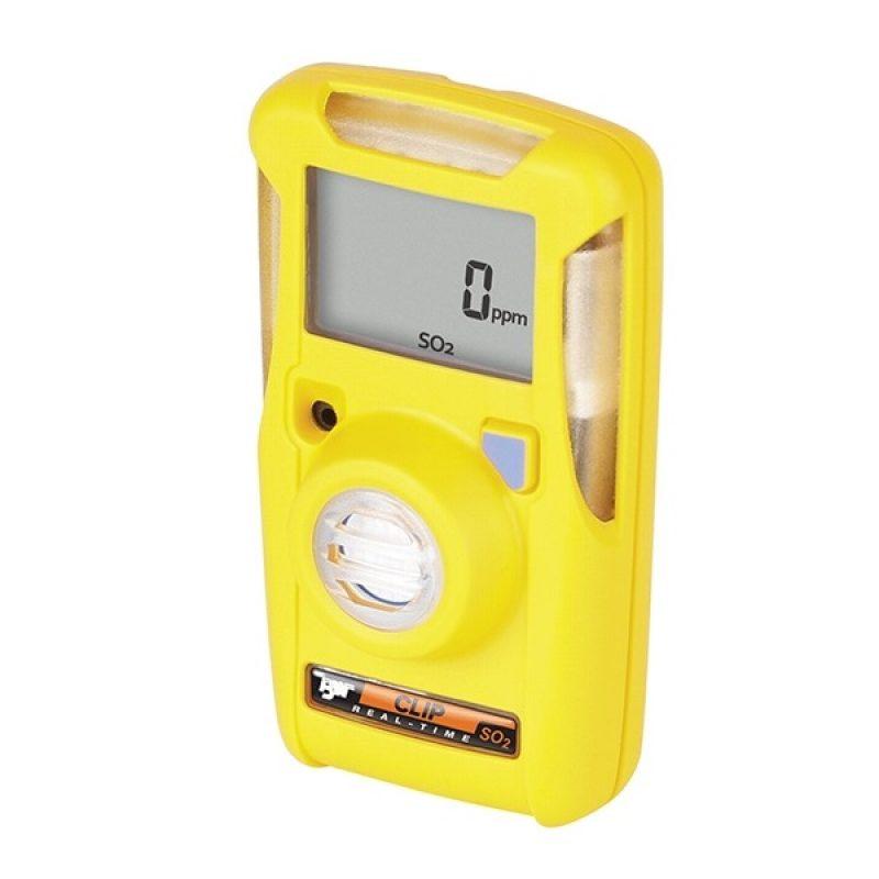 BW Clip SO2 Single Gas Detector 2yr Sulphur Dioxide