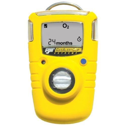BW Clip H2S Single Gas Monitor 2yr Hydrogen Sulphide