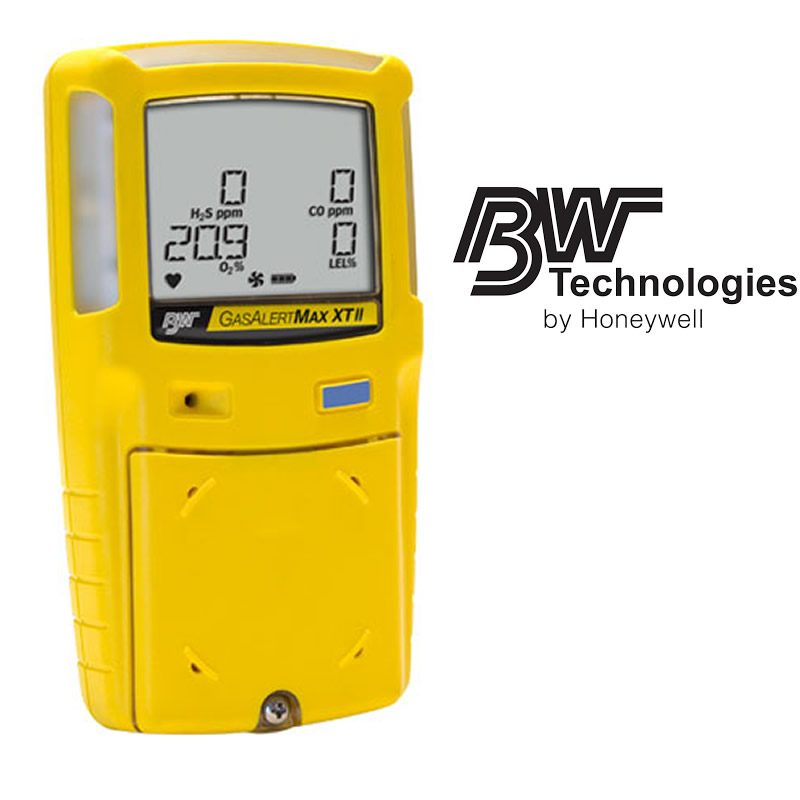 Honeywell BW Max XT II Pumped Multi Gas Detector