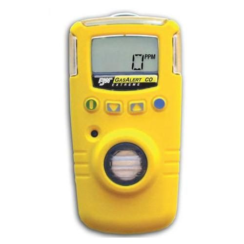 BW GasAlertExtreme NO2 Single Gas Monitor Nitric Dioxide