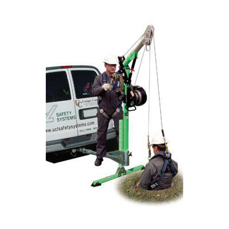 DBI-SALA Vehicle Hitch Mount Davit System Hire