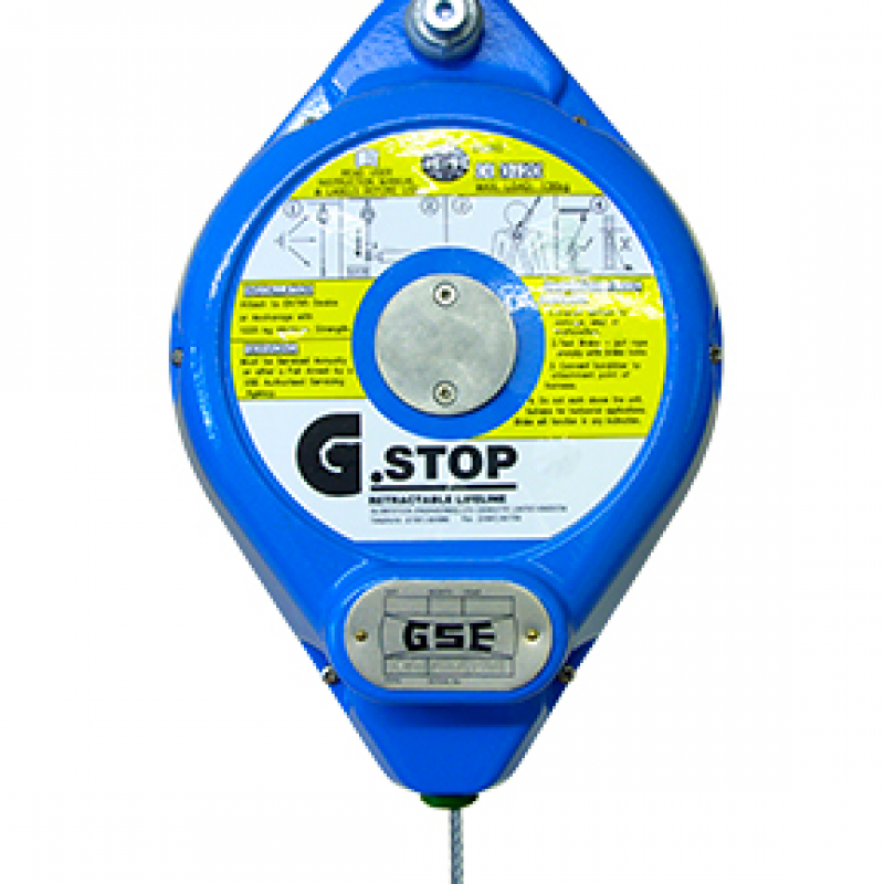 Globestock G-Stop 14M Fall Arrest Block Hire