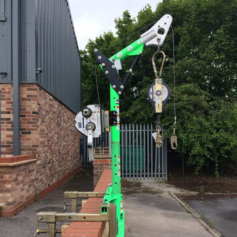 Hire 3M DBI-SALA Trench Mount Davit System (per week)