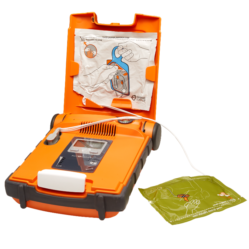 Hire Cardiac Science Powerheart G5 Automated Defibrillator (per week)