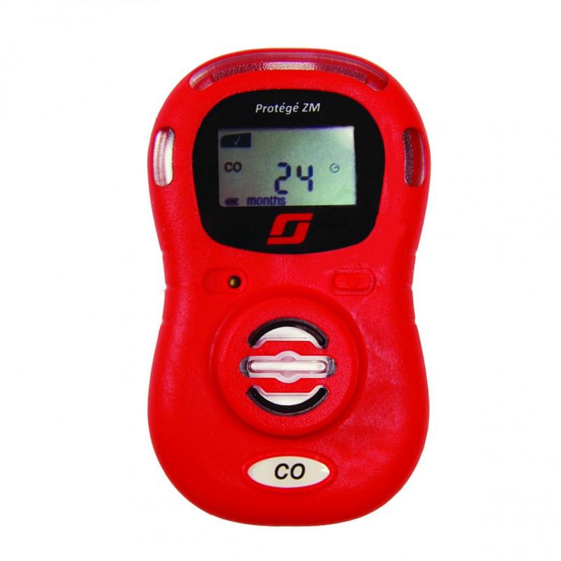 3M Scott Protégé ZM CO Gas Detector 2yr Carbon Monoxide