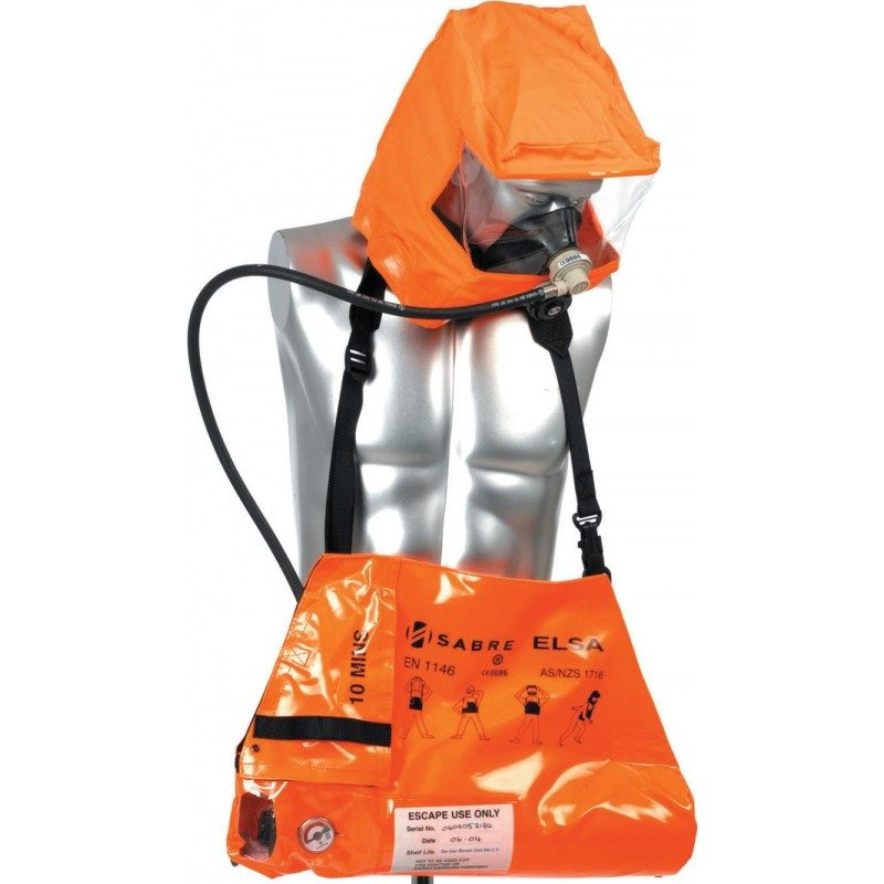 Scott ELSA-10-B Hood Escape Set Hire