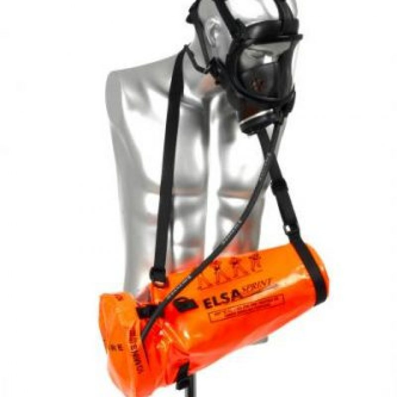 Scott ELSA-Sprint-10-B Mask Escape Set Hire