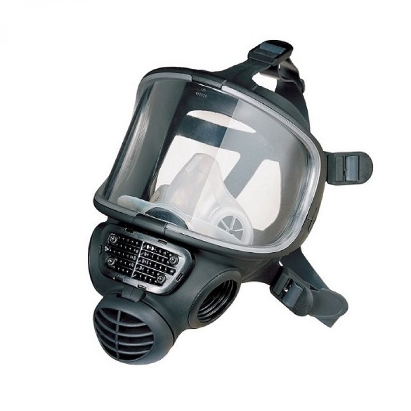 3M Scott PROMASK Negative Pressure Full Face Respirator