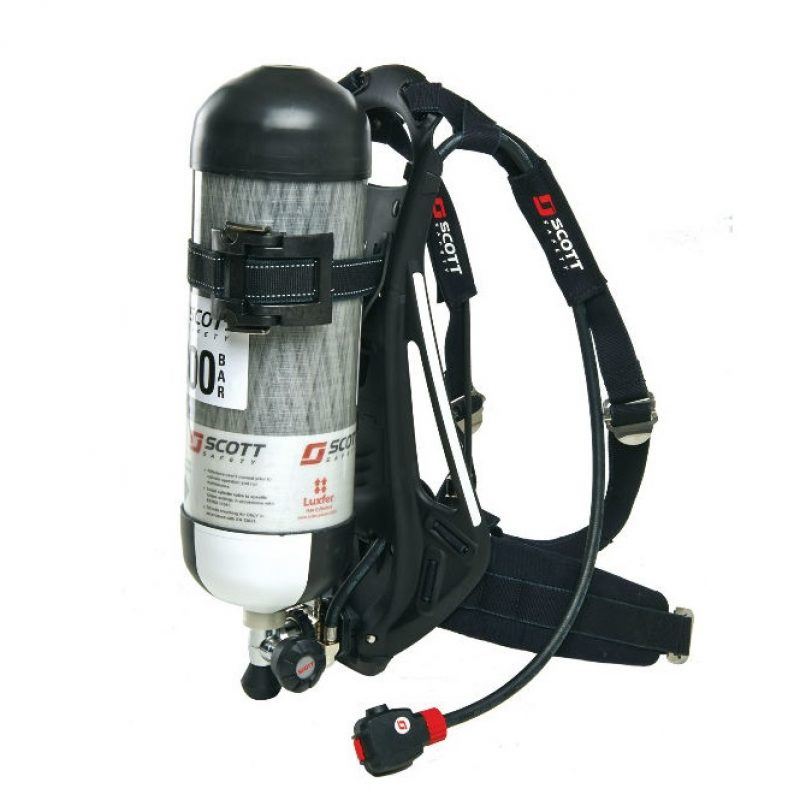 3M Scott PROPAK-I V2 Type2 Self Contained Breathing Apparatus