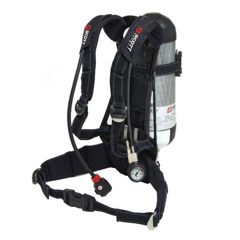 3M Scott PROPAK-fx V2 Type2 Self Contained Breathing Apparatus