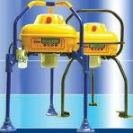 Portable Gas Detection Area Gas
