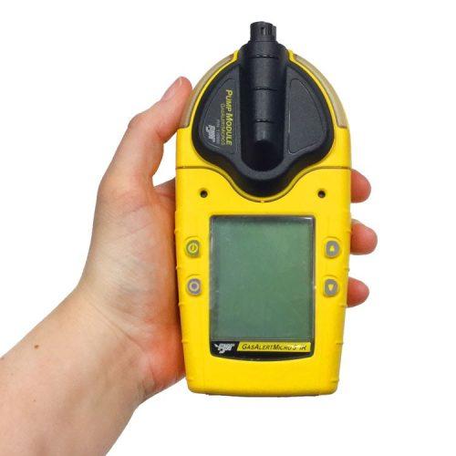 BW GasAlertMicro 5 IR Multi Gas Monitor Pumped LEL H2S CO O2 CO2