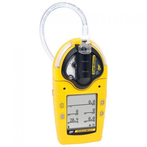 BW GasAlertMicro 5 Multi Gas Monitor Pumped LEL H2S CO O2 NH3