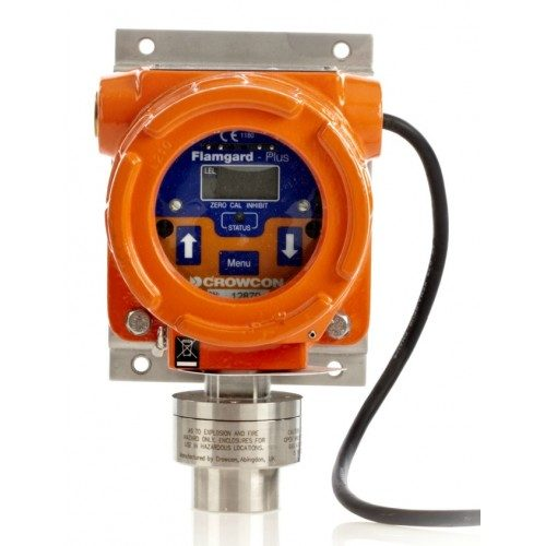 Crowcon Flamgard Plus Pellistor Based Gas Detector