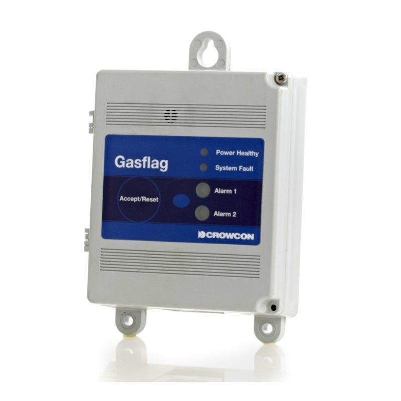Crowcon Gasflag Detection Control System