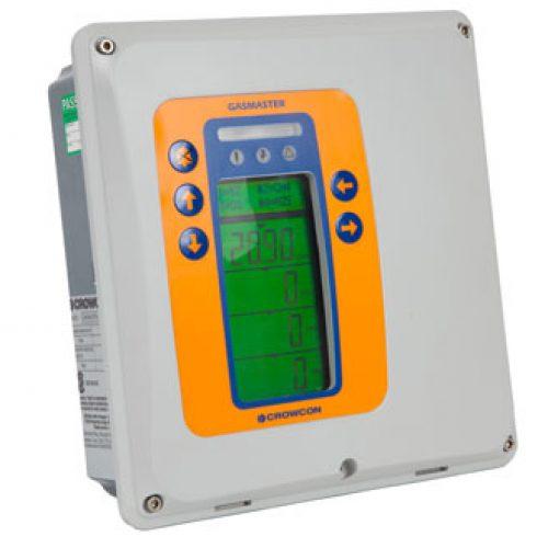 Crowcon Gasmaster Detection Control Panel