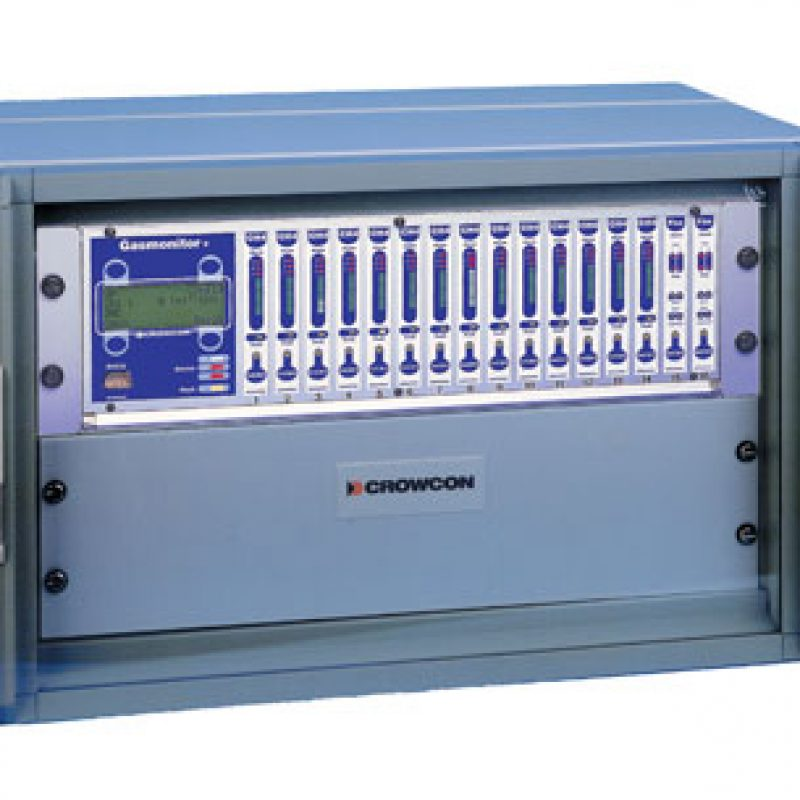 Crowcon Gasmonitor Plus Control Panel