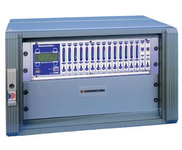 Crowcon Gasmonitor Plus Control Panel