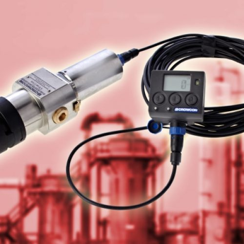 Crowcon IRmax Infrared Gas Detector