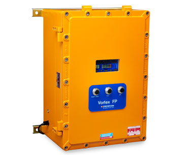 Crowcon Vortex FP Compact Control Panel