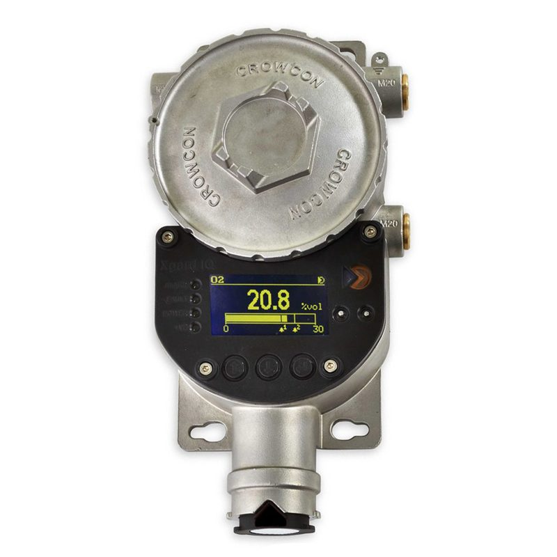 Crowcon XgardIQ Fixed Point Gas Detector