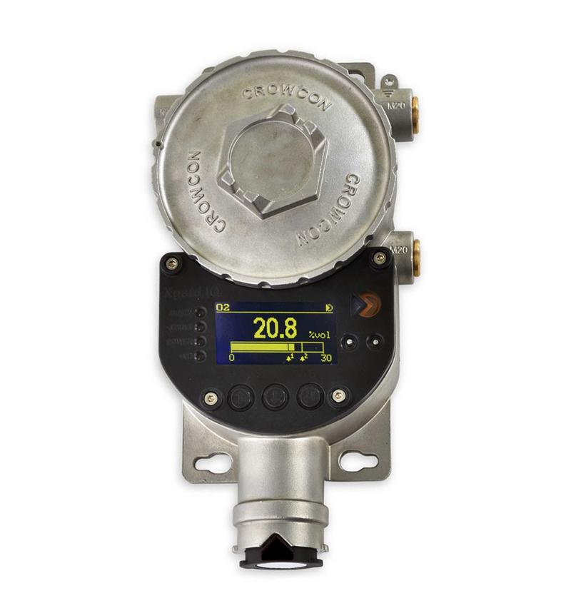 Crowcon XgardIQ Fixed Point Gas Detector
