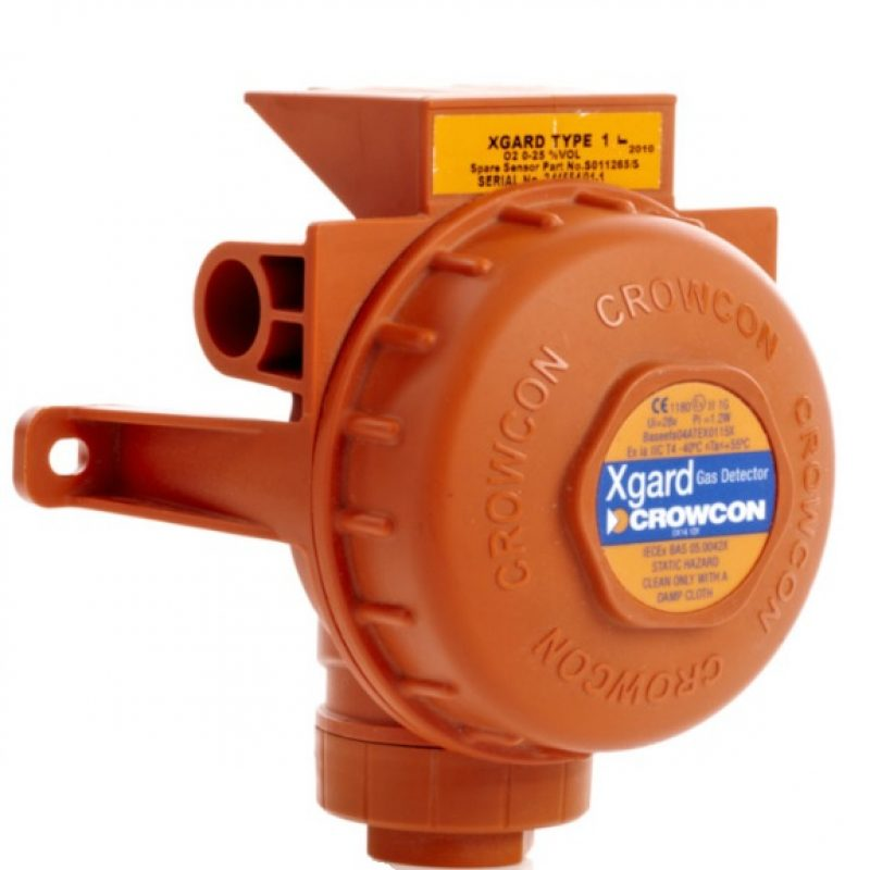 crowcon-xgard-fixed-point-gas-detector