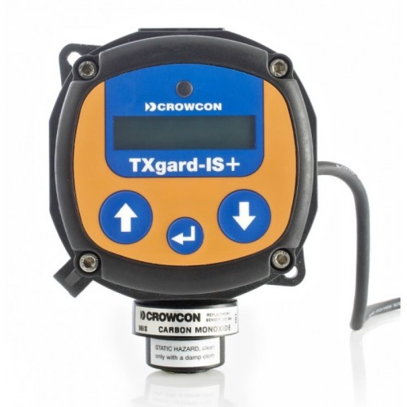 Crowcon TXgard-IS+ Toxic and Oxygen Gas Detector