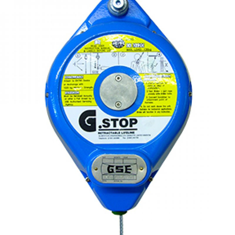 Globestock G-Stop 507G 7M Fall Arrest Block