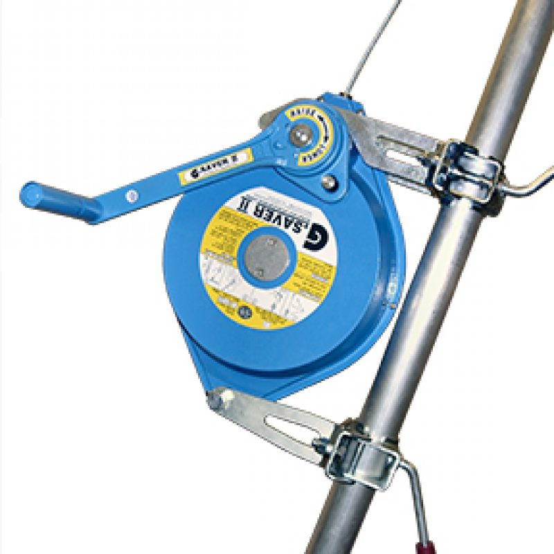 Globestock G-Saver II 420G 20M Fall Arrest-Retrieval Block