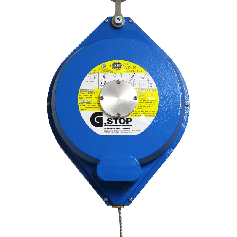 Globestock G-Stop 528G 28M Fall Arrest Block