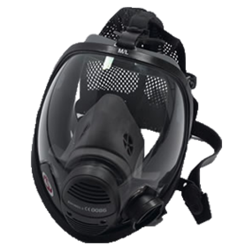 Scott Vision 3 Positive Pressure Face Mask