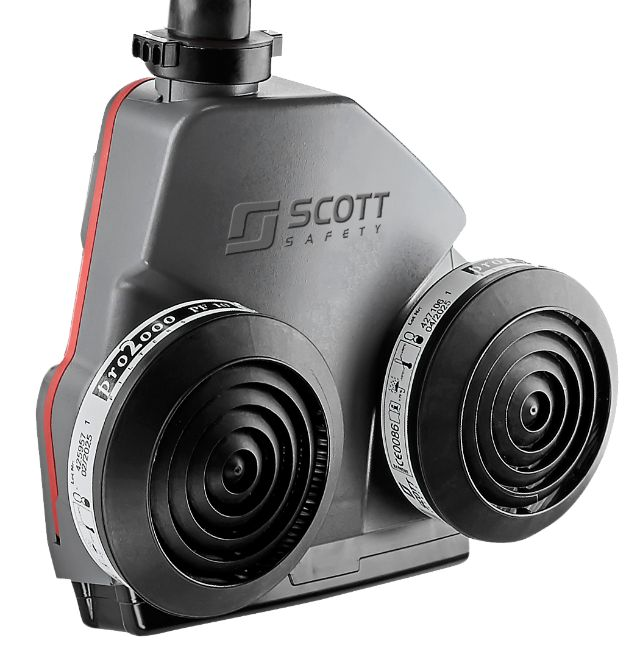Scott Duraflow Powered Air Respirator