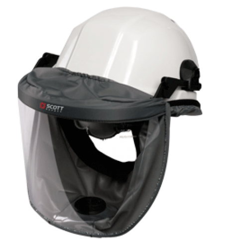 Scott FH5 Helmet with flip-up visor