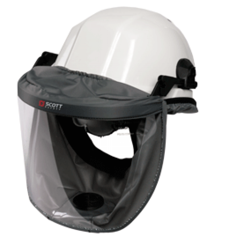 Scott FH5 Helmet with flip-up visor