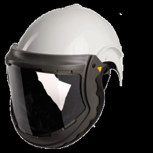 Scott FH6 helmet with flip-up visor