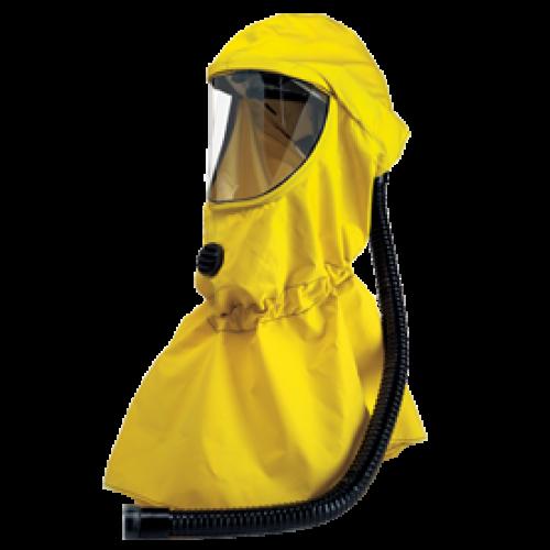 Scott Flowhood 25 Chemical Resistant Full Hood Headtop