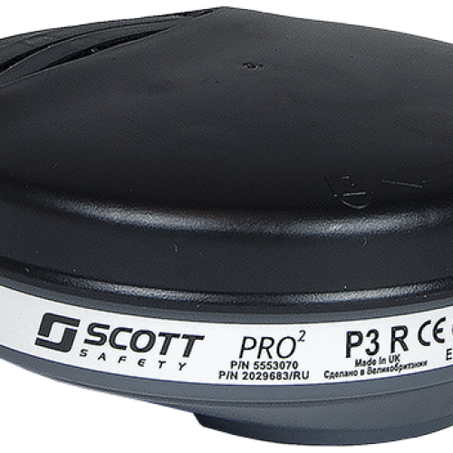 Scott PRO2 Particle Filters