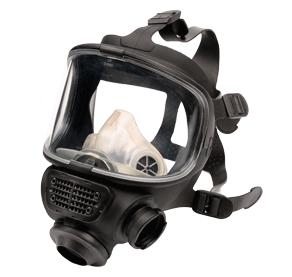 3M Scott Promask LQF Medium-Large Positive Pressure Facemask