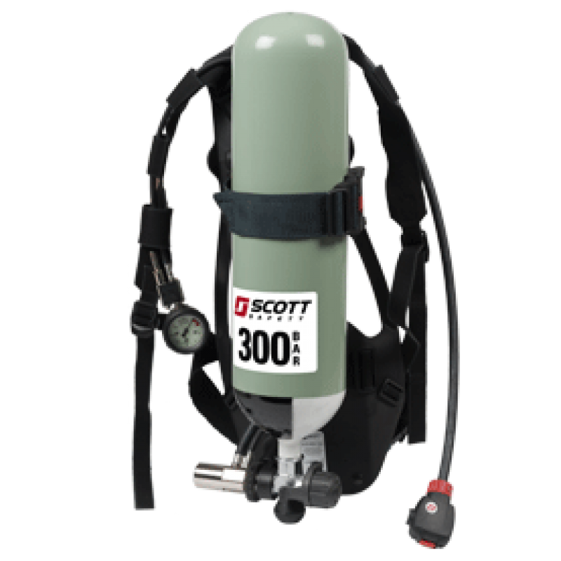 3M Scott SIGMA-2-PS Type2 Self Contained Breathing Apparatus